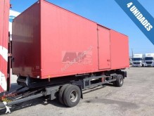 used Listrailer box trailer