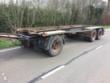 used Lako container trailer