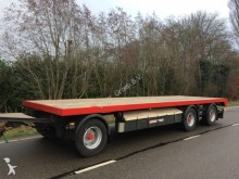 used Renders flatbed trailer