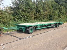 used Meusburger container trailer