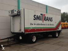 used Floor refrigerated trailer
