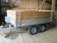 used Humbaur trailer