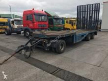 Floor FLA-10-181A dieplader met klep trailer
