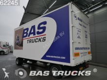 used Spier box trailer