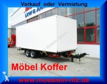 new Moeslein box trailer