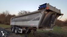 used Benalu construction dump trailer