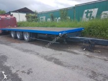used General Trailers flatbed trailer