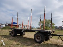 used Doll timber trailer
