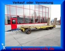 Goldhofer 3 Achs Tiefladeranhänger trailer