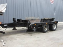 used Adoc container trailer