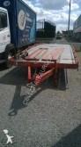 used Fiault flatbed trailer