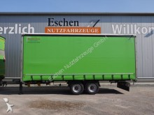 used Moeslein flatbed trailer