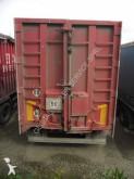 damaged Benalu scrap dumper trailer