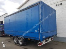 used Obermaier tarp trailer