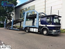 used Lohr car carrier trailer