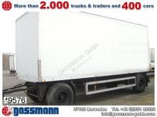 used Ackermann box trailer