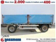 used Müller-Mitteltal dropside flatbed trailer