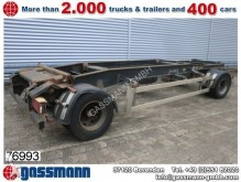 Hüffermann HSA / 18.70 trailer