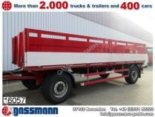 used Schwarzmüller dropside flatbed trailer