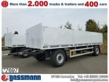 new dropside flatbed trailer