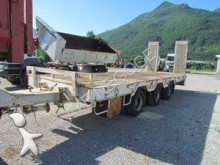 Verem PORTE ENGINS trailer