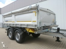 used Schmitz Cargobull tipper trailer