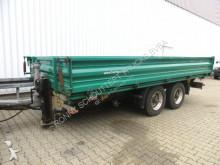 Humbaur HTK trailer