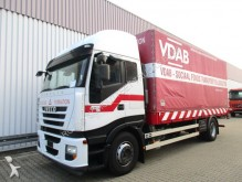 used Iveco flatbed trailer