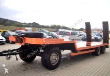 Scheuerle TU trailer