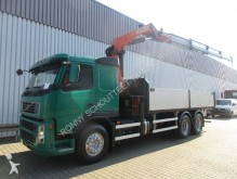 used Volvo flatbed trailer