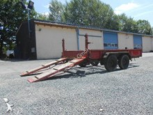 Blomenröhr 2-Achs-Tieflader-Anhänger, Kfz-Transporter SDAH