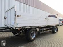 used Schmitz Cargobull flatbed trailer
