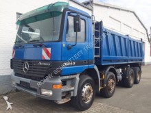 used Mercedes tipper trailer