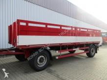 used Schwarzmüller flatbed trailer