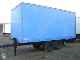 Ackermann TPW trailer