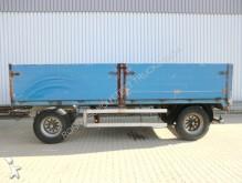 used Müller-Mitteltal flatbed trailer