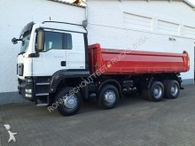 used MAN tipper trailer
