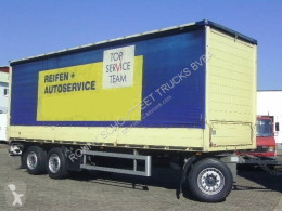 used Ackermann flatbed trailer