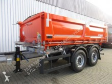 Schmitz Cargobull ZKI 18-4.9, Stahl Bordwände,Rollpane trailer