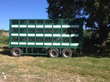 used General Trailers livestock trailer