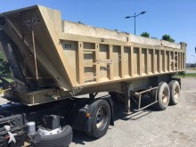 used Trailor tipper trailer