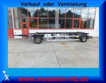 used Ackermann chassis trailer