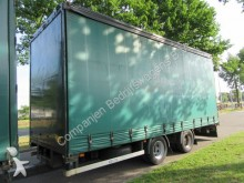 used Renders tautliner trailer