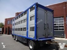 used Menke livestock trailer