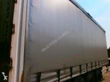 used Coder tautliner trailer