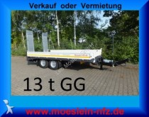new Moeslein heavy equipment transport trailer