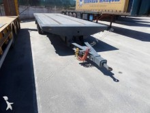 used Invepe flatbed trailer