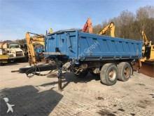 used Obermaier tipper trailer