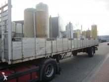 used Groenewegen flatbed trailer