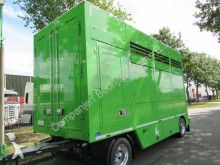 used Cuppers livestock trailer